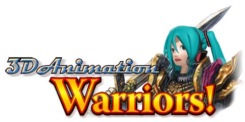 "Submit your 15-sceond ""Challenge"" video and prove yourself to be a 3D Animation Warrior!"